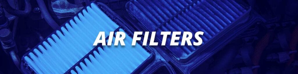 Engine Air Filters Replacement